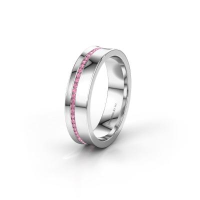 Ehering WH6090L55A 950 Platin Pink Saphir ±5x1.7 mm