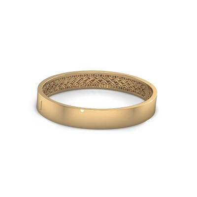 Picture of Bangle Aukje 10mm 585 gold