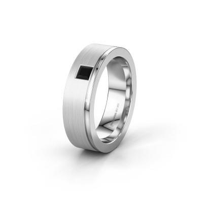 Ehering WH0550L16CMP 950 Platin Schwarz Diamant ±6x2.2 mm