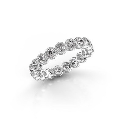 Picture of Ring Mariam 0.07 585 white gold lab grown diamond 1.52 crt