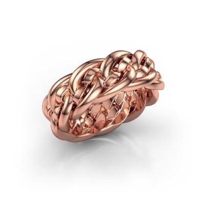 Foto van Ring Emilie 585 rosé goud