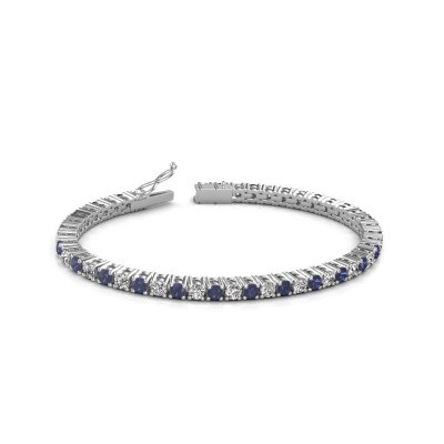 Picture of Tennis bracelet Jenny 585 white gold diamond 4.32 crt