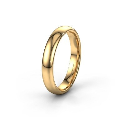 Picture of Wedding ring WH0100M34BP 585 gold ±0.16x0.08 in