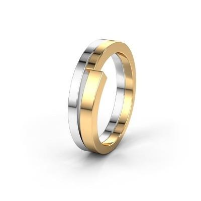 Foto van Huwelijksring WMR0037M 585 goud ±6x2.6 mm