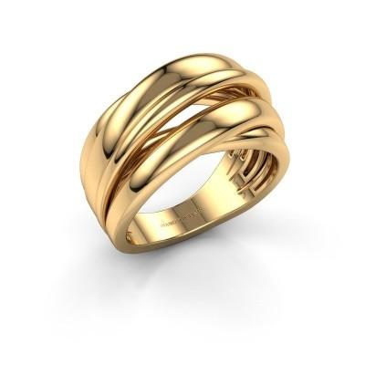 Foto van Ring Marylouise 1 585 goud