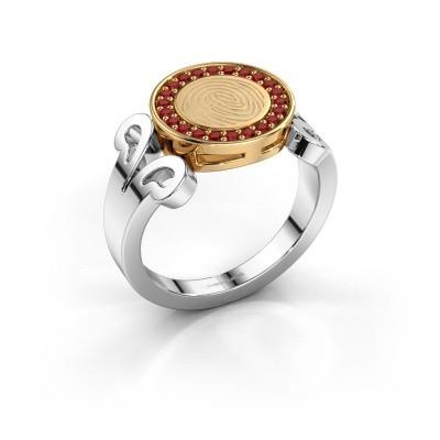 Ring Doret 585 white gold