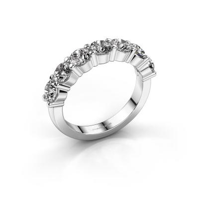 Picture of Engagement ring Yasmin 7 950 platinum diamond 1.75 crt
