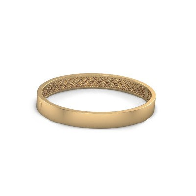 Picture of Bangle Aukje 8mm 585 gold