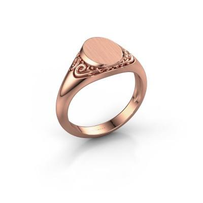Pinkring Jelle 1 375 rosé goud