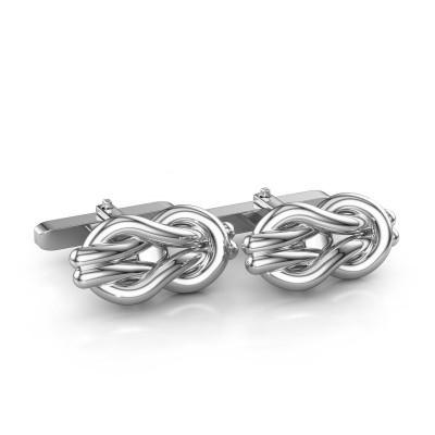 Foto van Manchetknopen Knot 925 zilver