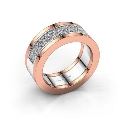 Bild von Ring Marita 2 585 Weißgold Diamant 0.436 crt