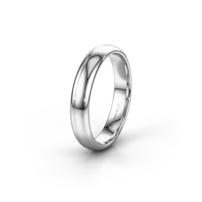 Wedding ring WH2144M34A 925 silver ±0.16x0.07 in