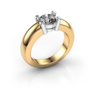 Foto van Verlovingsring Michelle 1 585 goud diamant 1.00 crt