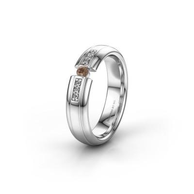 Alliance WH2128L26C 950 platine diamant brun ±5x2 mm