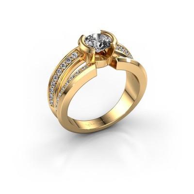 Foto van Heren ring Rowan 585 goud diamant 1.00 crt
