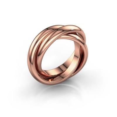 Foto van Ring Helena 1 585 rosé goud