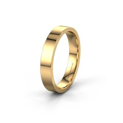 Picture of Wedding ring WH0100M14AP 585 gold ±0.16x0.07 in