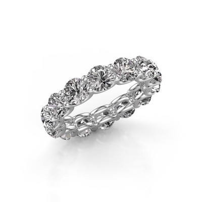 Picture of Ring Kirsten 4.7 585 white gold diamond 5.60 crt