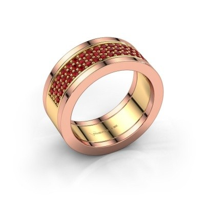 Picture of Ring Marita 5 585 gold ruby 1.7 mm