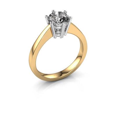 Verlobungsring Noortje 585 Gold Diamant 1.00 crt