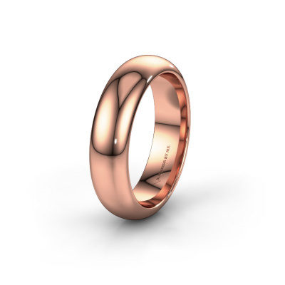 Trauring WH6132M36C 585 Roségold ±6x2.2 mm