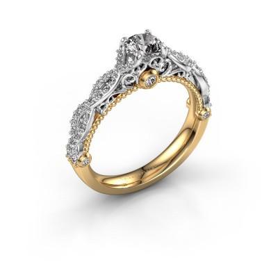 Verlovingsring Chantelle 585 goud diamant 0.773 crt