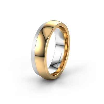 Picture of Wedding ring WH6004M26C 585 gold ±0.24x0.09in