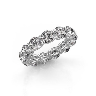 Picture of Ring Kristen 5.0 585 white gold diamond 6.50 crt