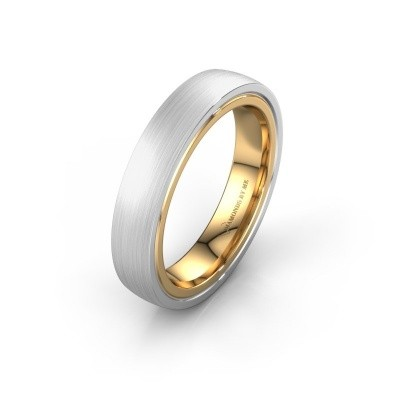 Wedding ring WH2230L26E 585 gold ±0.16x0.1in