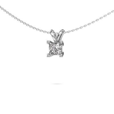 Picture of Pendant Ariane 375 white gold diamond 0.78 crt