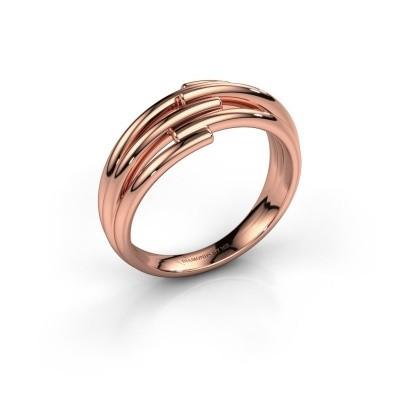 Ring Renske 585 rose gold