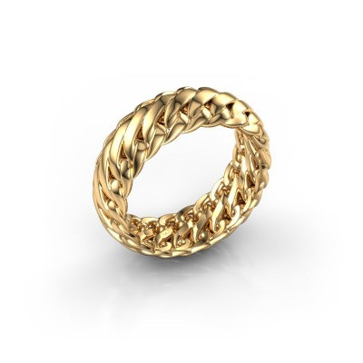 Picture of Men's ring Eric 585 gold