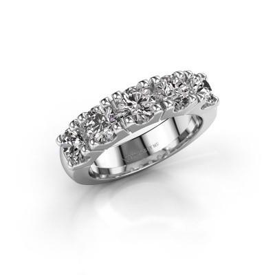 Aanzoeksring Rianne 5 950 platina diamant 2.00 crt