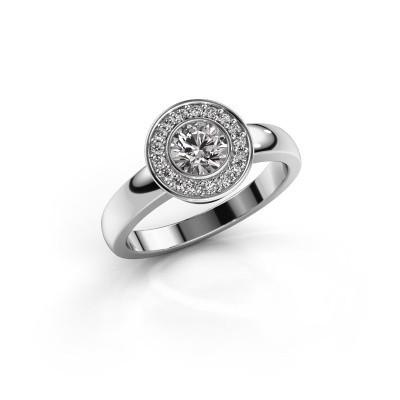 Ring Adriana 1 925 Silber Diamant 0.62 crt