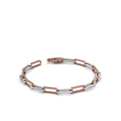 Armband CFE sqr 5.0 585 Weißgold ±5 mm