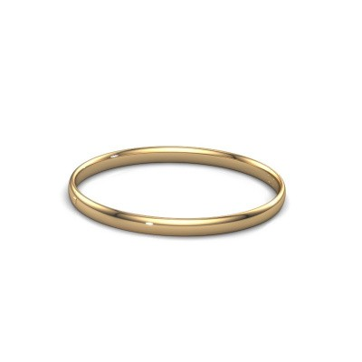 Picture of Bangle Jane 8mm 585 gold