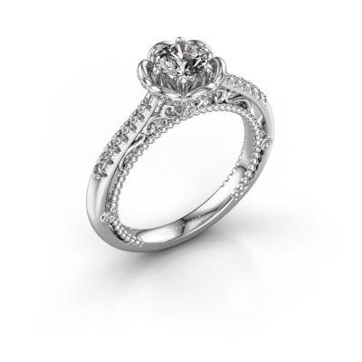 Verlobungsring Abbey 950 Platin Diamant 0.782 crt