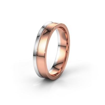 Picture of Weddings ring WH6090M55A 585 rose gold ±5x1.7 mm