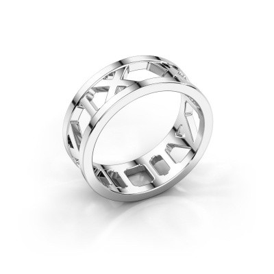 Picture of Ring Lela 375 white gold