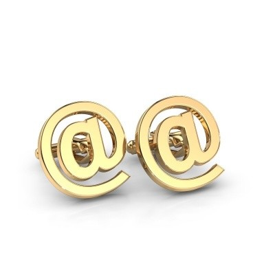 Picture of Cufflinks Jarn 585 gold