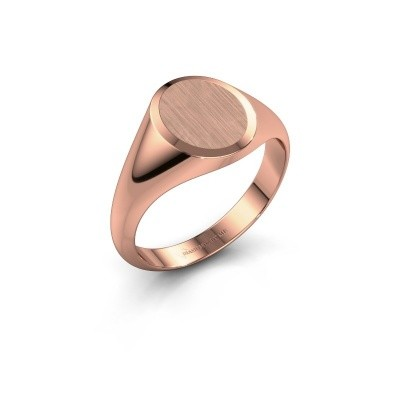 Signet ring Nelly 1 375 rose gold