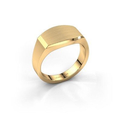 Foto van Heren ring Joe 1 375 goud