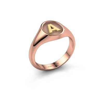 Ring Milan 585 rosé goud