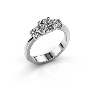 Picture of Engagement ring Detra 585 white gold diamond 1.00 crt