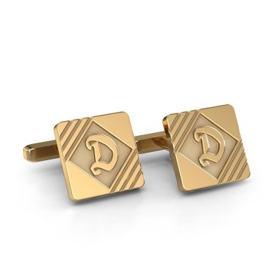 Picture of Cufflinks Jerom 585 gold