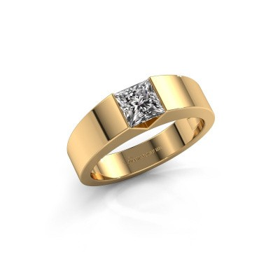 Foto van Verlovingsring Arlena 1 375 goud lab-grown diamant 0.40 crt