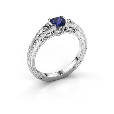 Picture of Engagement ring Anamaria 585 white gold sapphire 5 mm