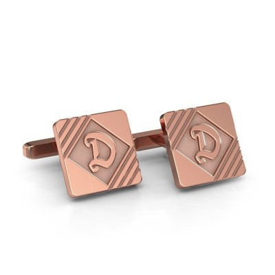 Picture of Cufflinks Jerom 375 rose gold