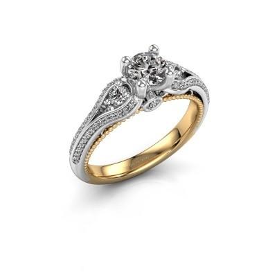 Foto van Verlovingsring Nikita 585 goud lab-grown diamant 0.82 crt