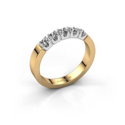 Verlobungsring Dana 5 585 Gold Lab-grown Diamant 0.50 crt